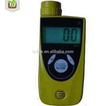 detector portátil de gás para o3 de ozônio de medição