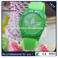 2015 silicone relógio de quartzo moda baratos da china relógios réplica