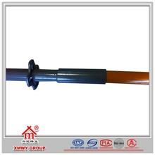 High Stiffness Frame Scaffolding System Quick Lock Scaffolding