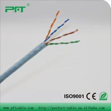 CMR flame retardancy top quality cat6 utp 4pr 23awg cable networking cable