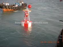 High stability UHMW-PE 1.8m CMB marine buoy