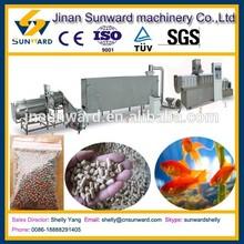 Best selling fish feed pellet mill machine, fish food processing machine, fish farming equipment