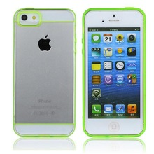 Lighter case for iphone 5 for samsung s4, colored back cell phone case for apple iphone 5