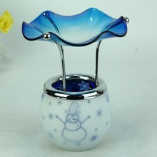meijuya wholesale oil warmer scented wood ball