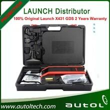 2015 Original Launch X431 GDS Diesel&Gasoline 2 in 1 Car/Truck Diagnostic Tool X-431 GDS Heavy Duty Truck Scanner Update online