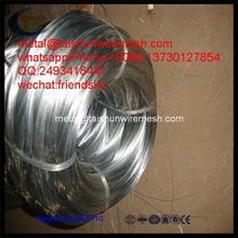 Zingage fil de fer galvanisé à chaud ISO9001 usine vente chaude --- GW1064S