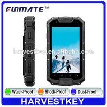 Customized hot sale M8 4.5 inch IP68 Waterproof video walkie talkie baby phone