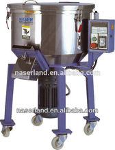 vertical industrial stainless steel mini mixer blender plastic granule color mixing