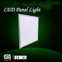 amber warm white 3000K 100-240vac ultra thin 10mm square 36w 45w 50w led panel light 60cm x 60cm with 3 years warranty