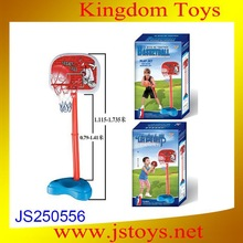 high quanlity portable basketball hoop basketball set toy in china