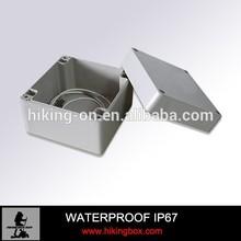 hard ABS plastic waterproof enclosure of electronic