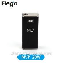 Hottest Selling e-Cigarette Mod 20w Innokin iTaste MVP V3.0 2400mah Rechargeable Battery Upgraded eCig Mod