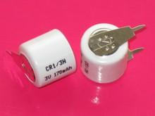 Li-MnO2 CR1/3N CR11108 170mAh 3V Battery