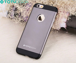 High Quality Wholesale TOTU Metal Aluminum Phone Case for iphone6 plus