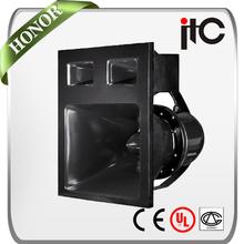 TS-3 China Professional powered sub bass speakers box