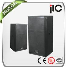 ITC TS-15 2014 product Professional Two Way Loudspeaker 400w speaker