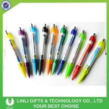 Promotional Cheapest Banner Plastic Pen, Plastic Ball Pen, Plastic Ballpoint