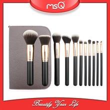 Les PCs de MSQ 11 conçoivent nouvellement la brosse de lecture de luxe de maquillage d'olive d'or rose