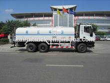 iveco genlyon water tank truck