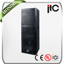 """TS-152 Professional Two Way Full Frequency 15"""" pa subwoofer"""