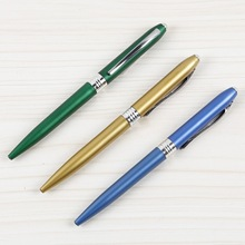 Metal similar slim plastic pen pc screen writing pen