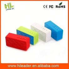 Customized new arrival cheap mini gadgets blue tooth speakers bluetooth is optional