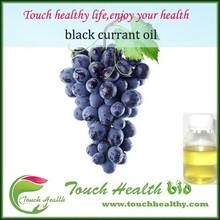 Touchhealthy supply Halal&Kosher Food Grade Black Currant P.E. 100% Natural Black Currant Oil