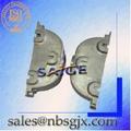 china fábrica de manufatura de precisão fundição de alumínio peças sobresselentes do caminhão para a scania