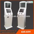 Tela dupla eletrônico Terminal de pagamento