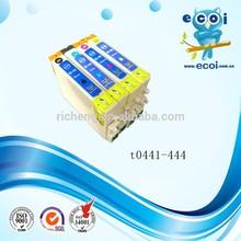 T0441 T0442 T0443 T0444 Compatible ink cartridge
