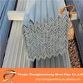 El ángulo de acero soportes/barra de ángulo de acero/resistencia a la tracción de acero barra de ángulo
