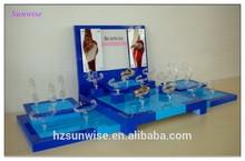 SW-100 fashionable acrylic watch display case
