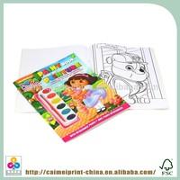 educational children books printing