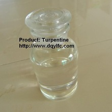 ISO Tank Packing & Drum Packing Turpentine