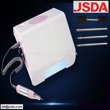 low thermal, low noise, low vibration pedicure manicure machine