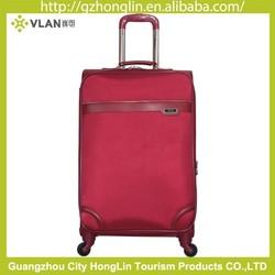 New products girls travel luggage trolley design fashional laptop wheeled luggage