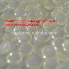 water white glycerol ester of gum rosin ww grade / modified natural resin glycerol resin ester