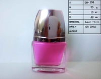 bottle/cosmetic packaging/hot sale nail polish