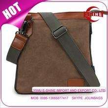 New Product canvas swagger bag men's shoulder bag men sling bag