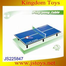 mini kid table tennis tables for sale