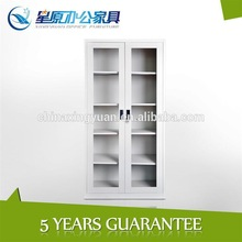 walmart 2 glass swing doors steel visible document cabinets with large capacity