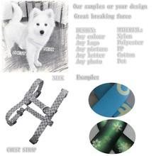 2015 Youhao dog collar OEM cheap custom dog harness dog collar15010422