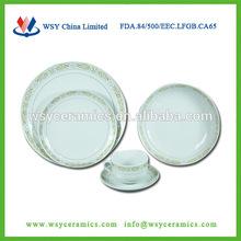 16pcs ceramic dinnerware,luxury tableware,thai ceramic tableware