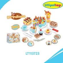 DIY birthday present cake toy set