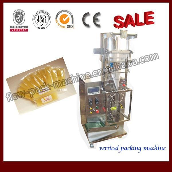 Vertical machine d'emballage automatique pour la margarine zv-60l