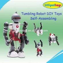2015 Newest Electronic Educational Robot Kit DIY Toys