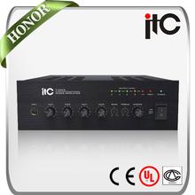 ITC T-1200CA Stereo Mixer amplifier/Pre amplifier/tube ampliflier
