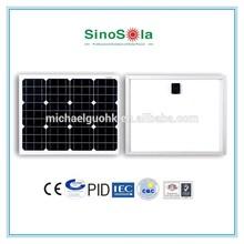 Portable Easy Install 1.5W Solar Panel for Street light Solar Power System solar power home with TUV/PID/CEC/CQC/IEC/CE(3-315w)
