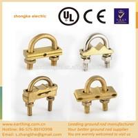 ground rod accessory U bolt clamp