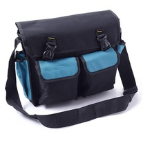 Professinal Multifunction electrician tool bag 2015 high quality heavy duty electrical tool bag with shoulder strap